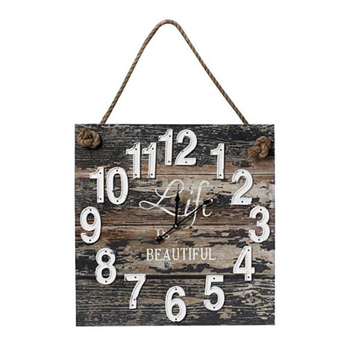 Ρολόι Τοίχου Espiel LOG301
