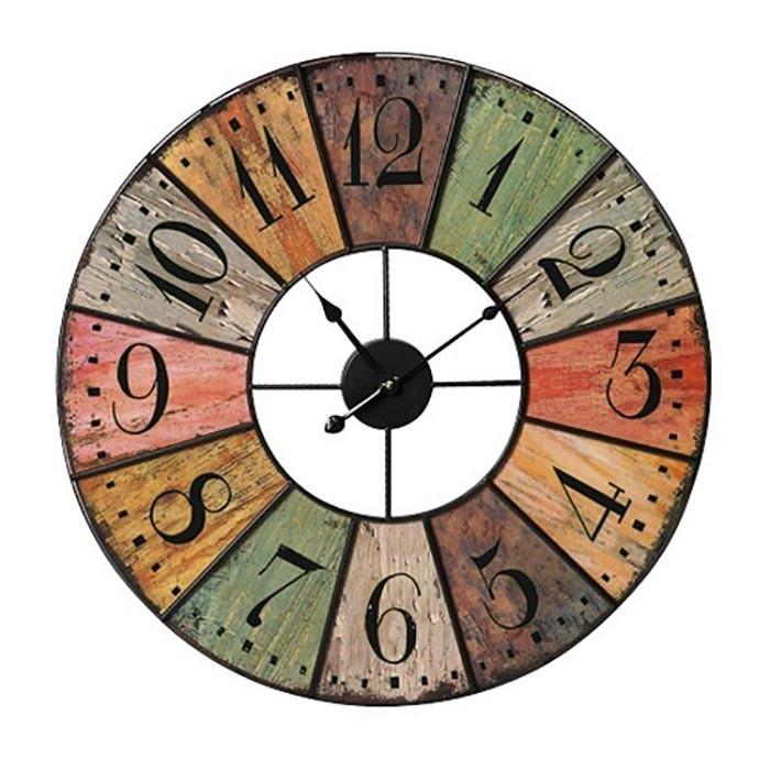 Ρολόι Τοίχου Espiel LOG302