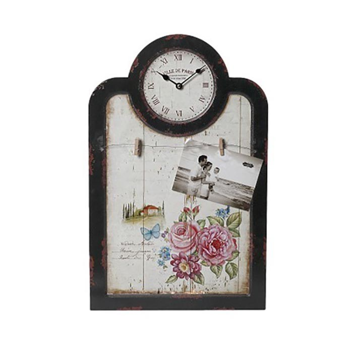 Ρολόι Τοίχου Espiel LOG303
