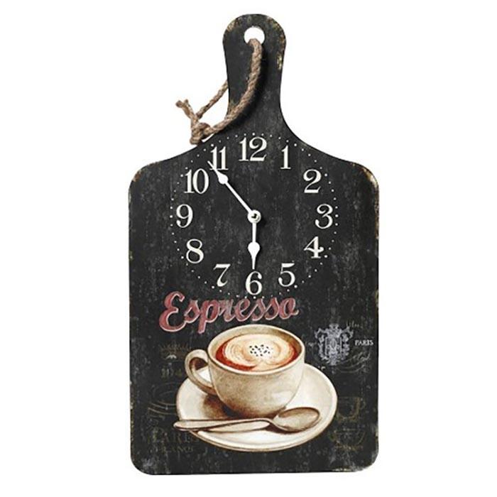 Ρολόι Τοίχου Espiel LOG307 home   διακόσμηση   ρολόγια