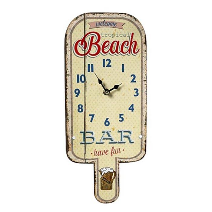 Ρολόι Τοίχου Espiel LOG309 home   διακόσμηση   ρολόγια