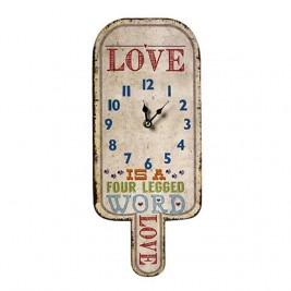 Ρολόι Τοίχου Espiel LOG310