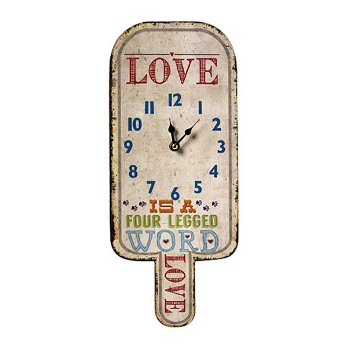 Ρολόι Τοίχου Espiel LOG310 home   διακόσμηση   ρολόγια
