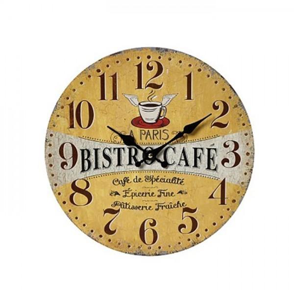 Ρολόι Τοίχου Espiel LOG312