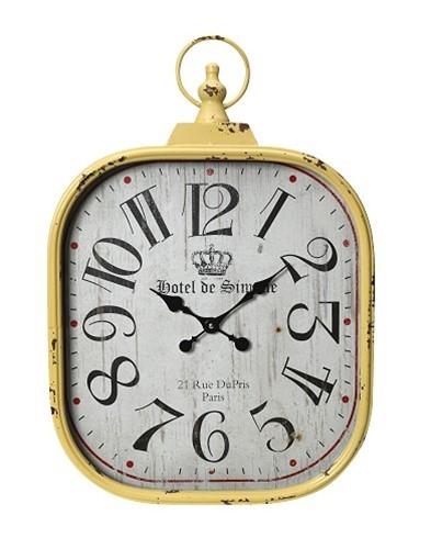 Ρολόι Τοίχου Espiel LOG324