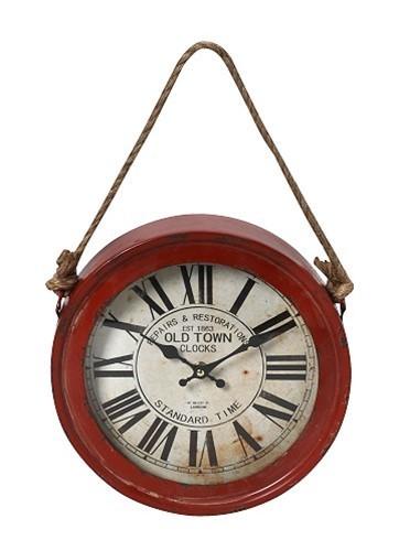 Ρολόι Τοίχου Espiel LOG340