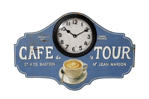 Ρολόι Τοίχου Espiel LOG341 home   διακόσμηση   ρολόγια