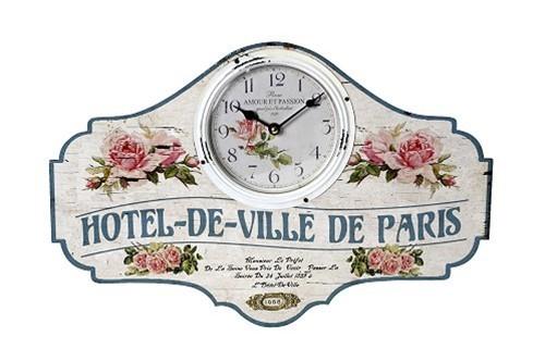 Ρολόι Τοίχου Espiel LOG342