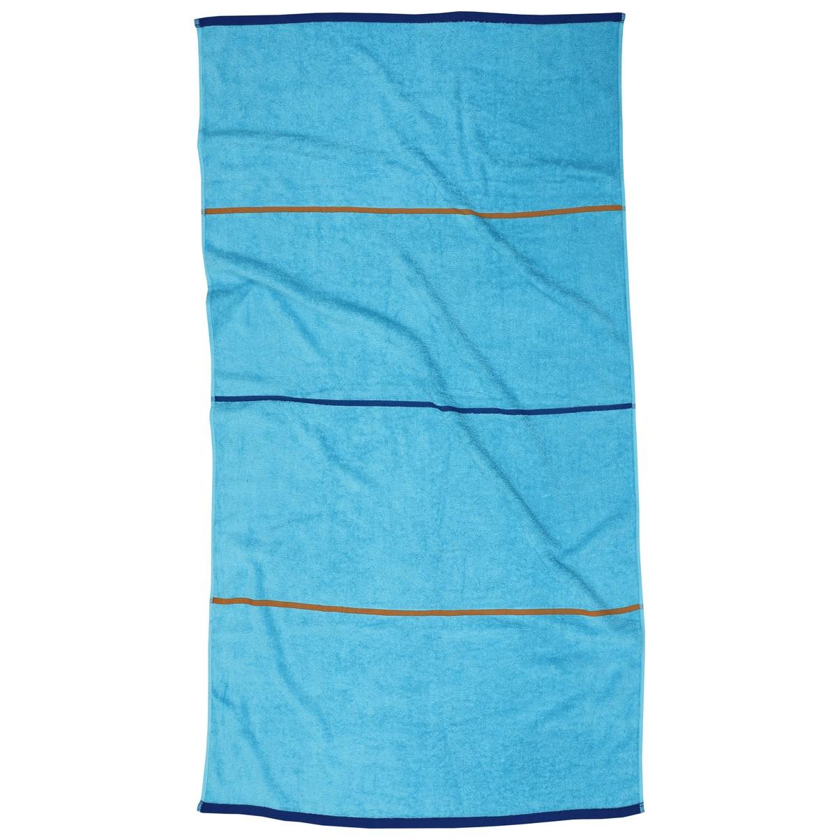 Πετσέτα Θαλάσσης Anna Riska Paros Turquoise