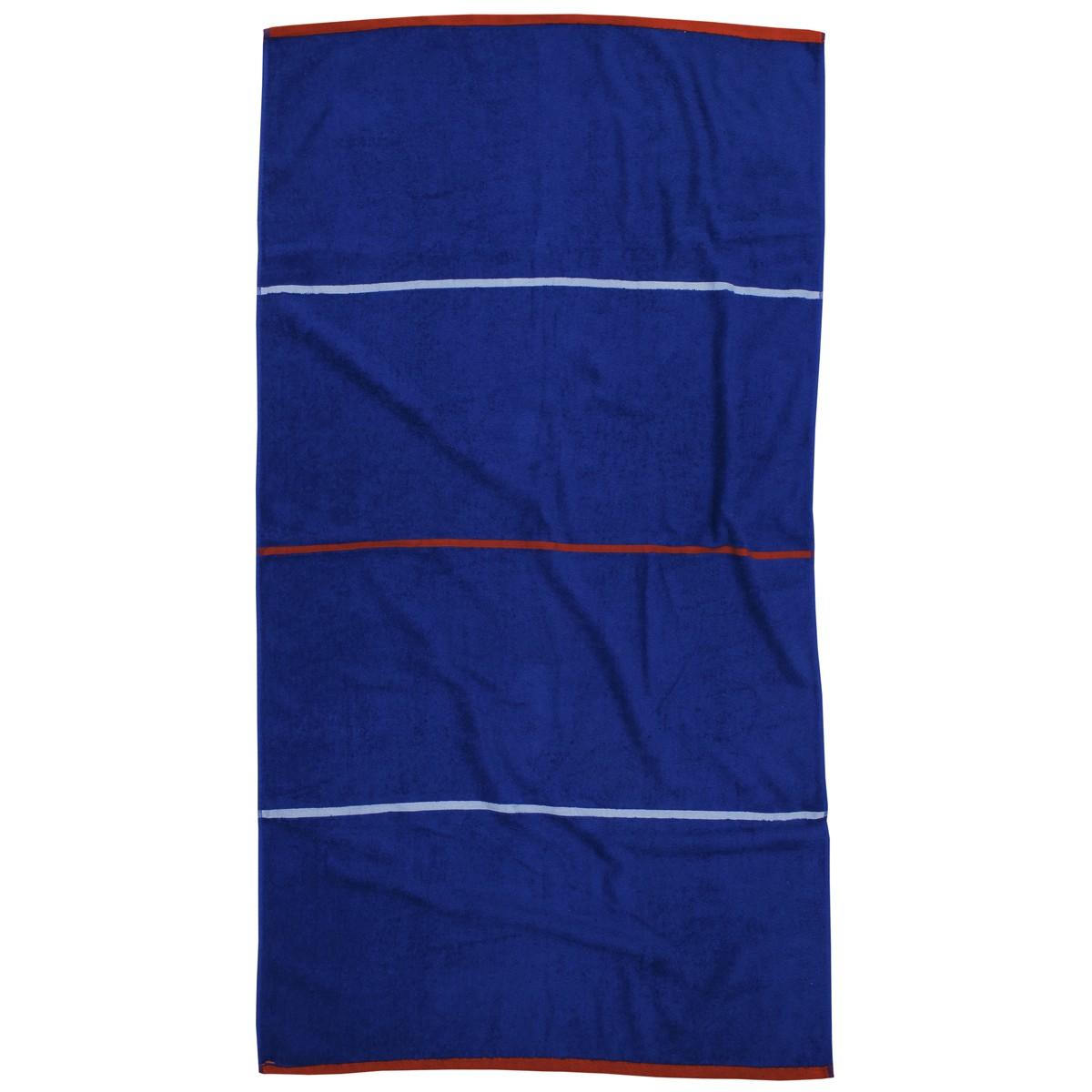 Πετσέτα Θαλάσσης Anna Riska Paros Navy Blue