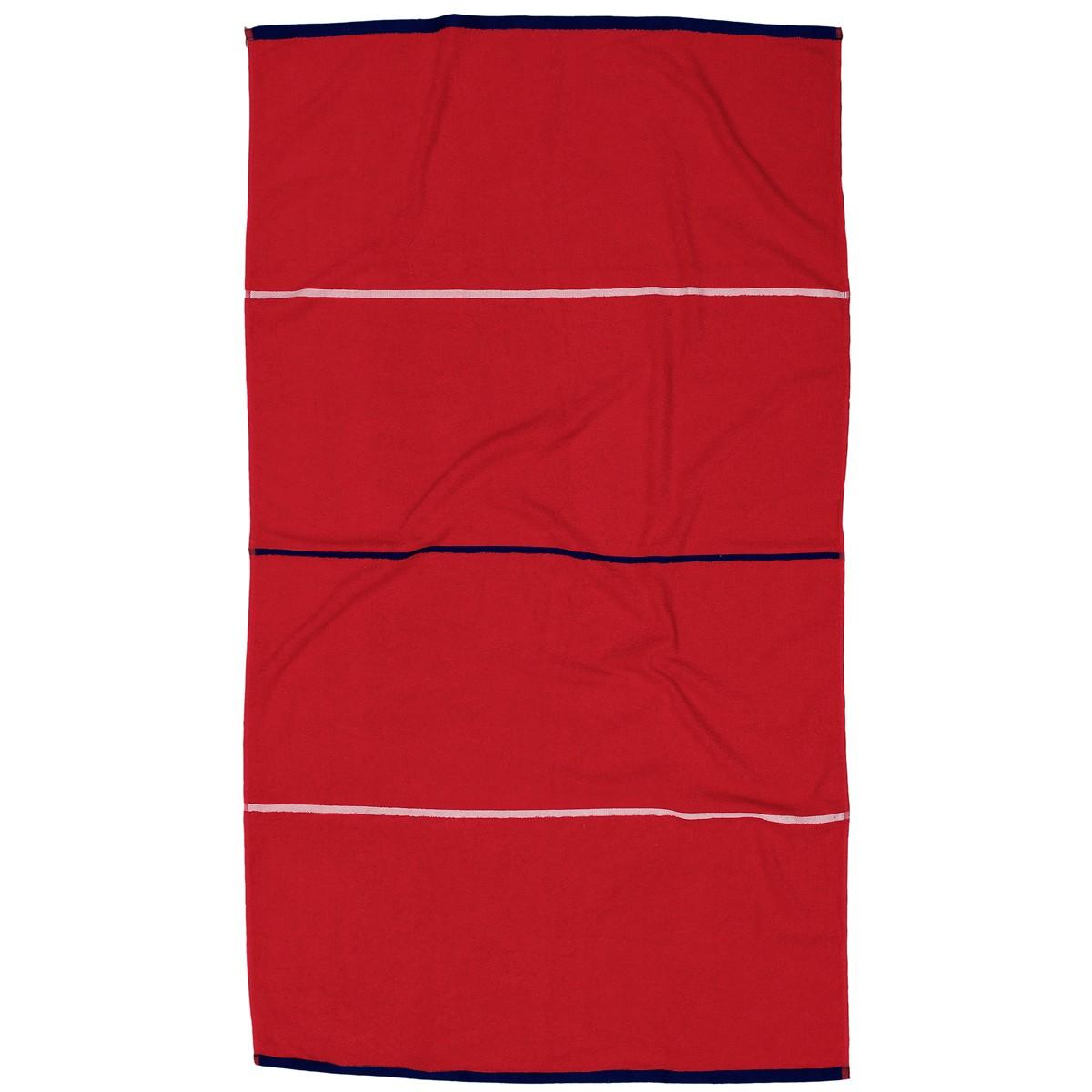 Πετσέτα Θαλάσσης Anna Riska Paros Red