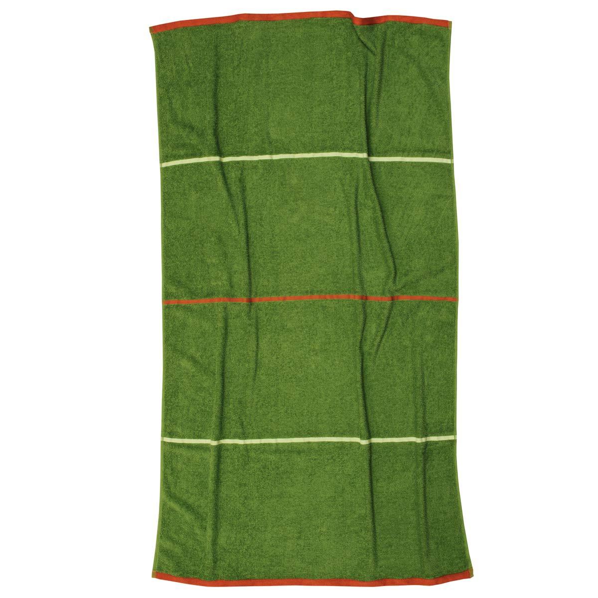 Πετσέτα Θαλάσσης Anna Riska Paros Green