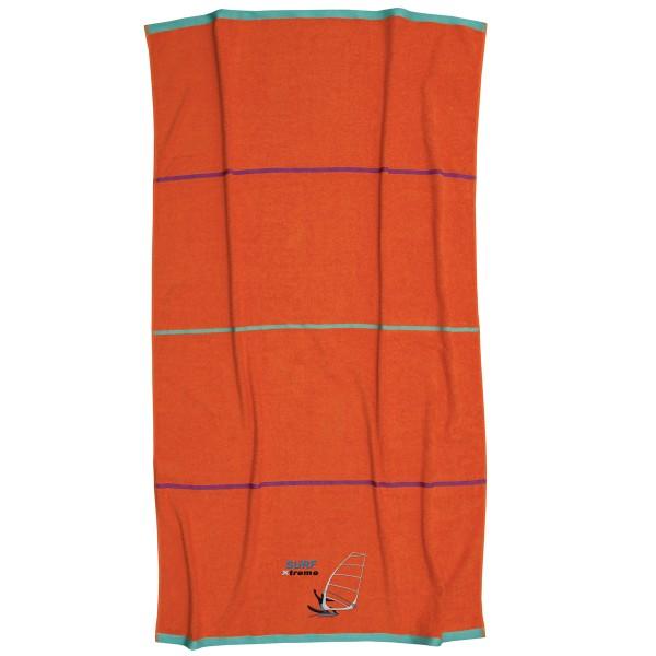 Πετσέτα Θαλάσσης Anna Riska Surf Orange