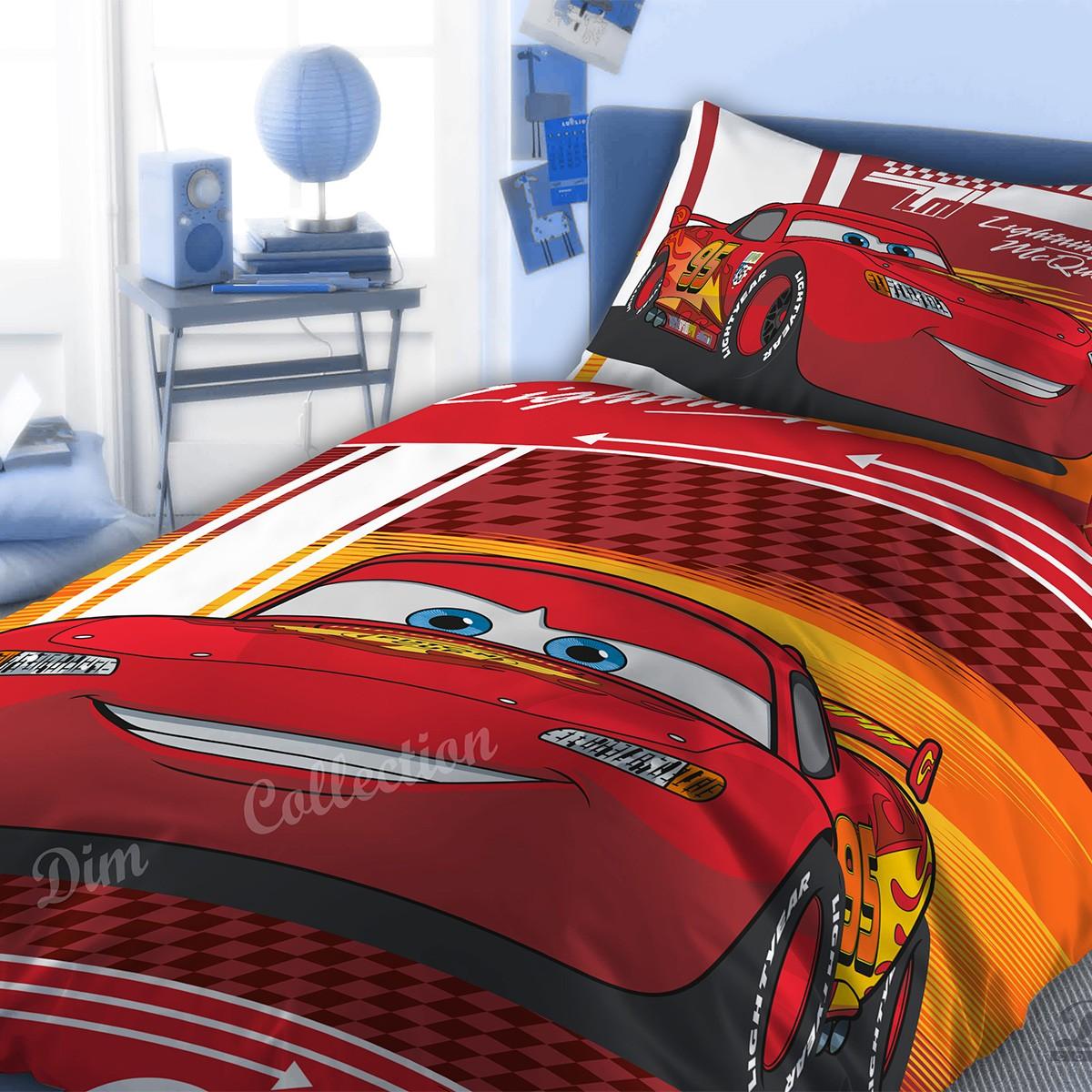 Σεντόνια Μονά (Σετ) Dim Collection Cars 570