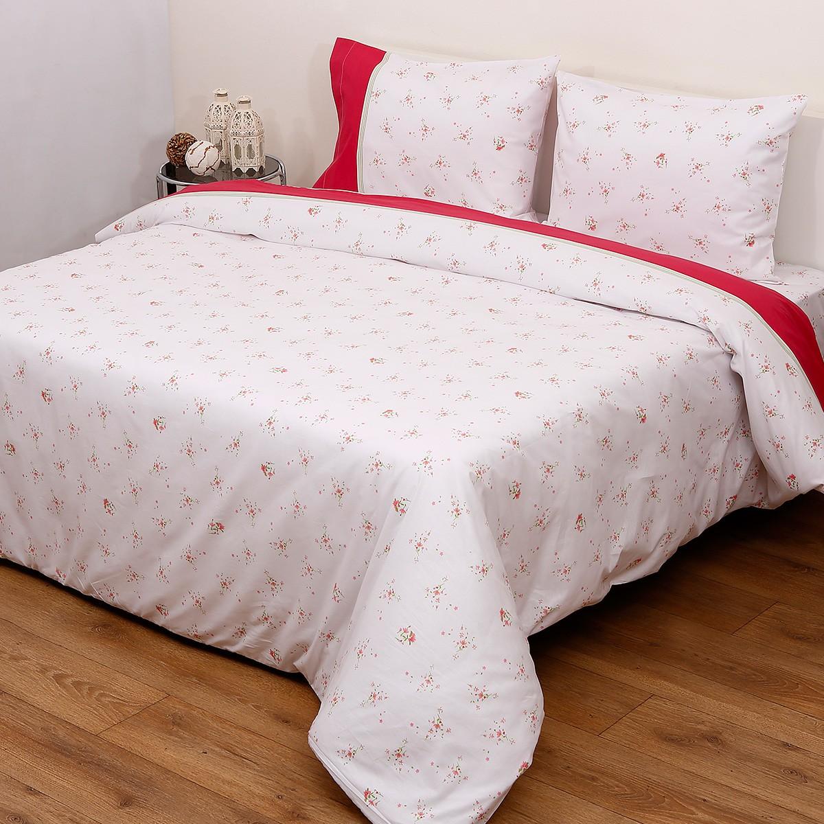 Σεντόνια Ημίδιπλα (Σετ) Viopros Fresh Μιλένα home   κρεβατοκάμαρα   σεντόνια   σεντόνια ημίδιπλα   διπλά