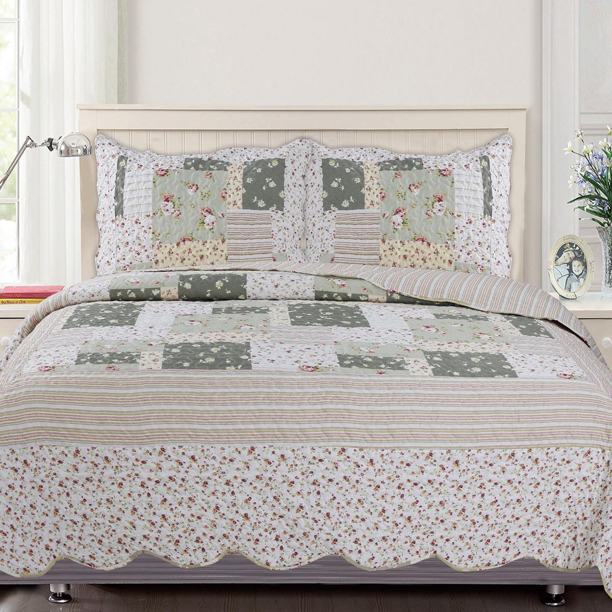 Κουβερλί Μονό (Σετ) Viopros 5190 home   κρεβατοκάμαρα   κουβερλί   κουβερλί μονά