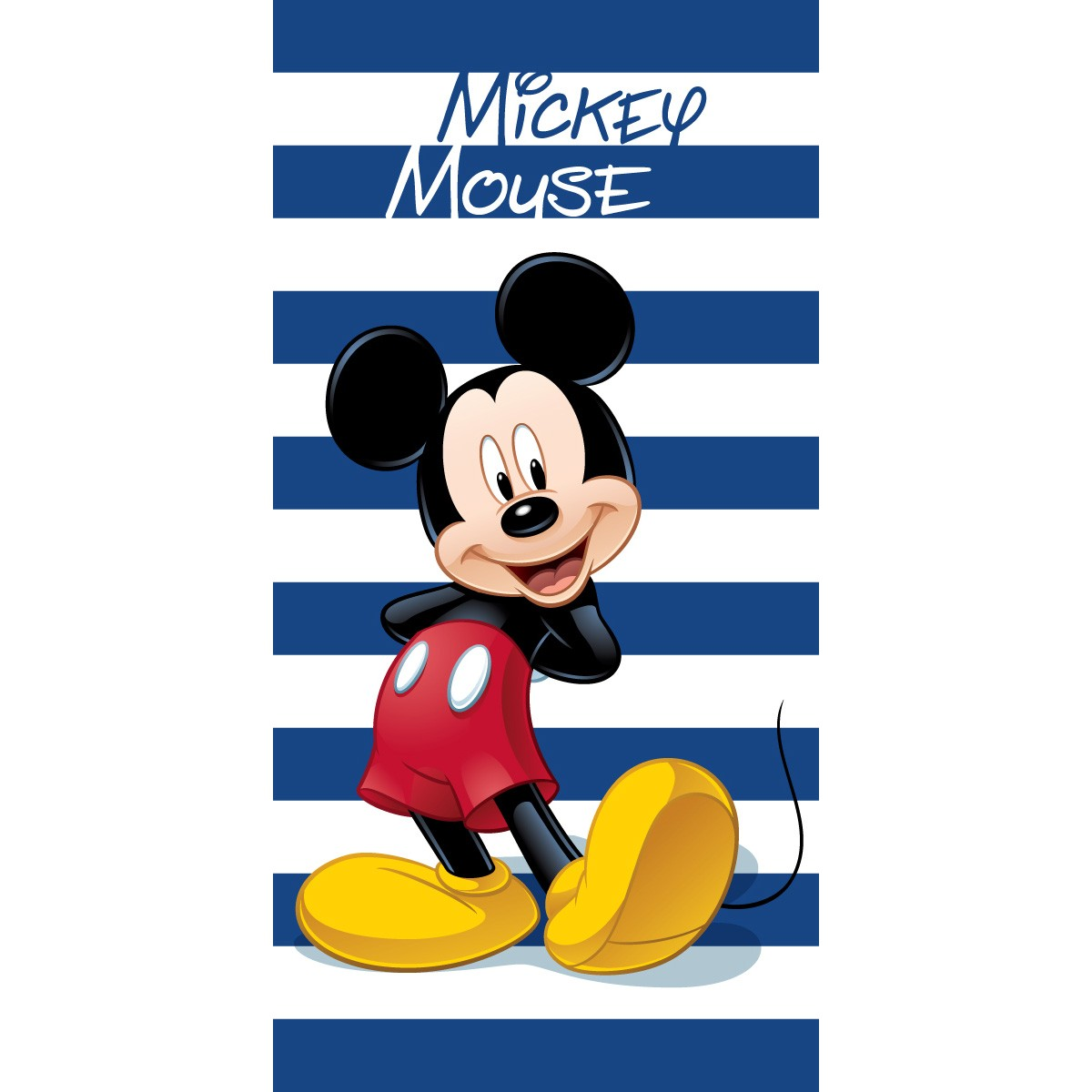 Παιδική Πετσέτα Viopros Mickey 5