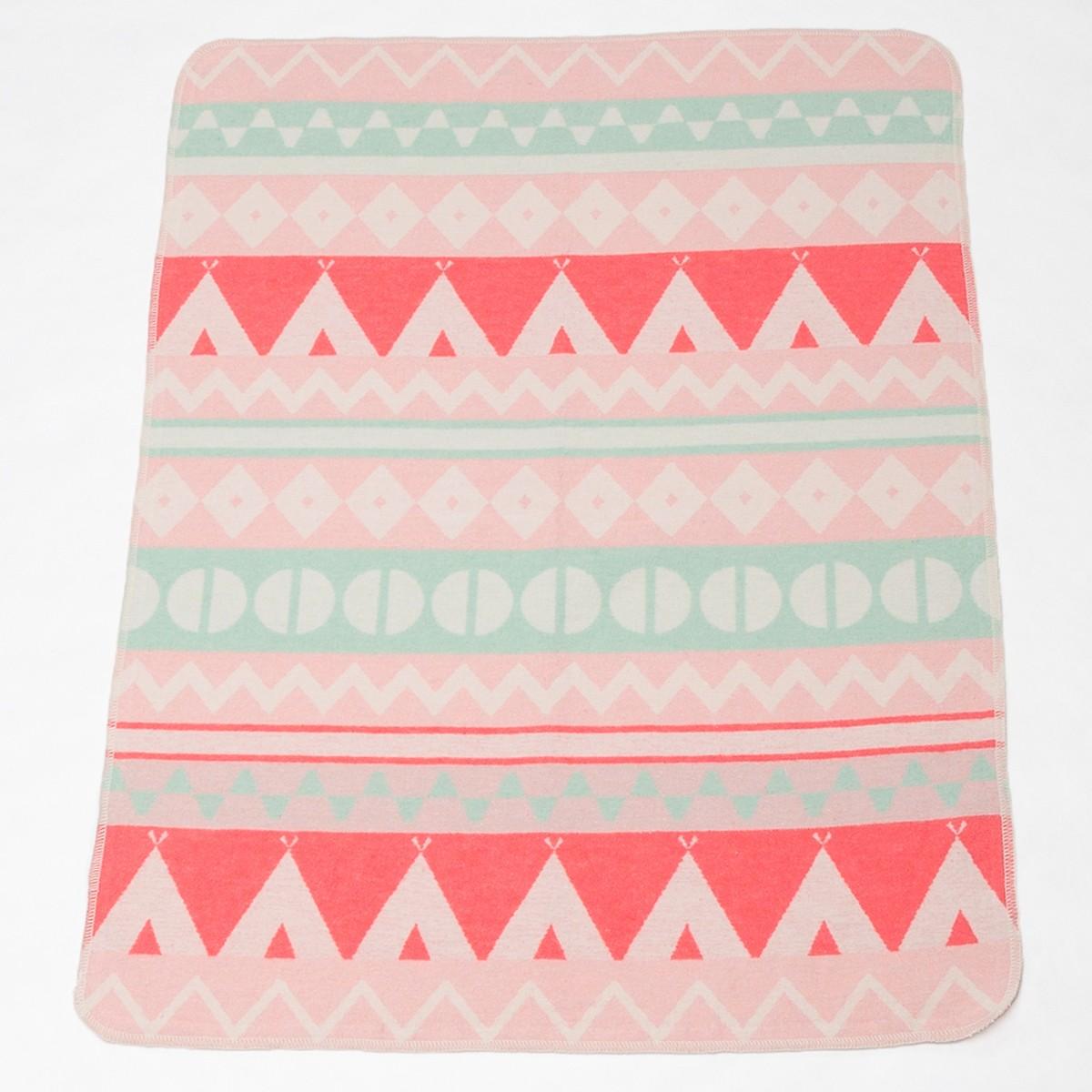 Κουβέρτα Fleece Αγκαλιάς David Fussenegger Juwel 6763/14 home   βρεφικά   κουβέρτες βρεφικές   κουβέρτες fleece
