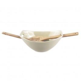 Σαλατιέρα Με Κουτάλες Espiel LAT104