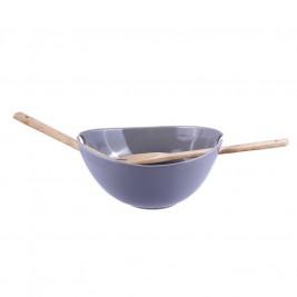 Σαλατιέρα Με Κουτάλες Espiel LAT112