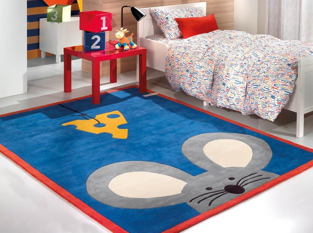 Παιδικό Χαλί (120×180) Saint Clair Mouse 72407