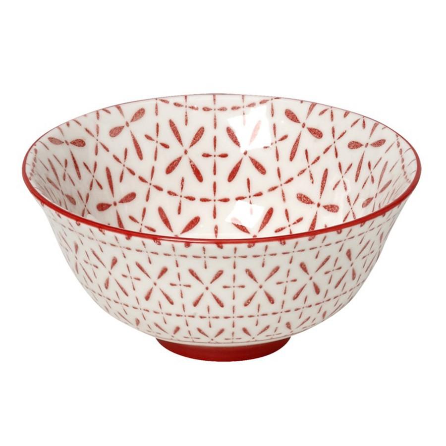 Μπωλάκι Espiel Layla Red GUI377K6 home   κουζίνα   τραπεζαρία   πιάτα   μπωλ