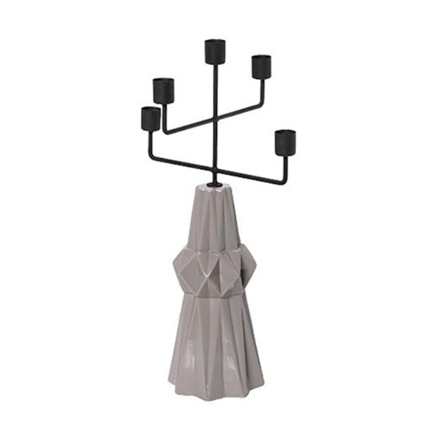 Κηροπήγιο 5 Θέσεων Espiel GIO112K2 home   διακόσμηση   κηροπήγια   φαναράκια