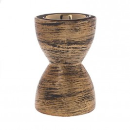 Κηροπήγιο InArt Wooden Large 3-70-914-0288