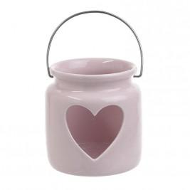 Φαναράκι InArt Heart Pink 3-70-146-0316