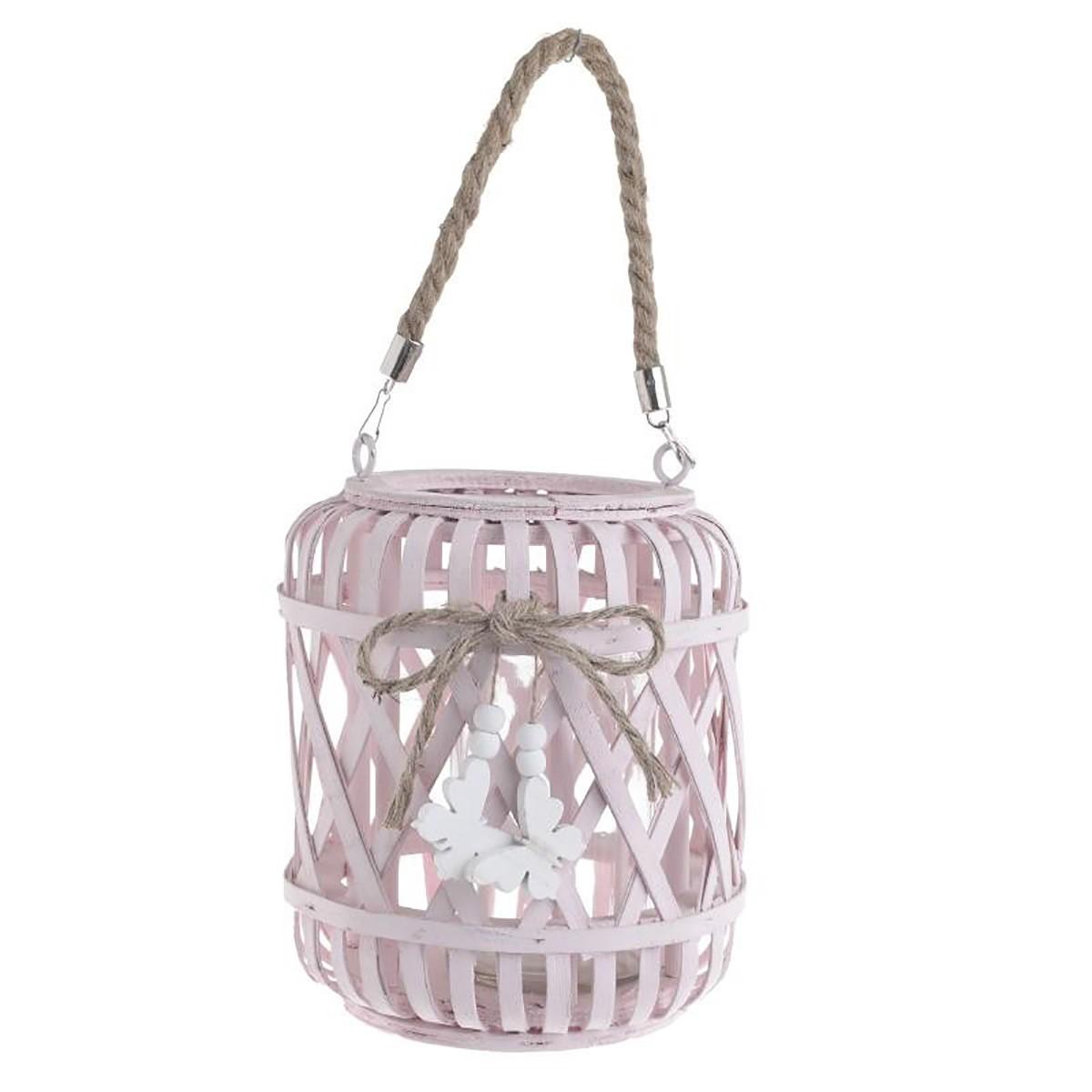 Φαναράκι InArt Twig Pink 3-70-823-0123