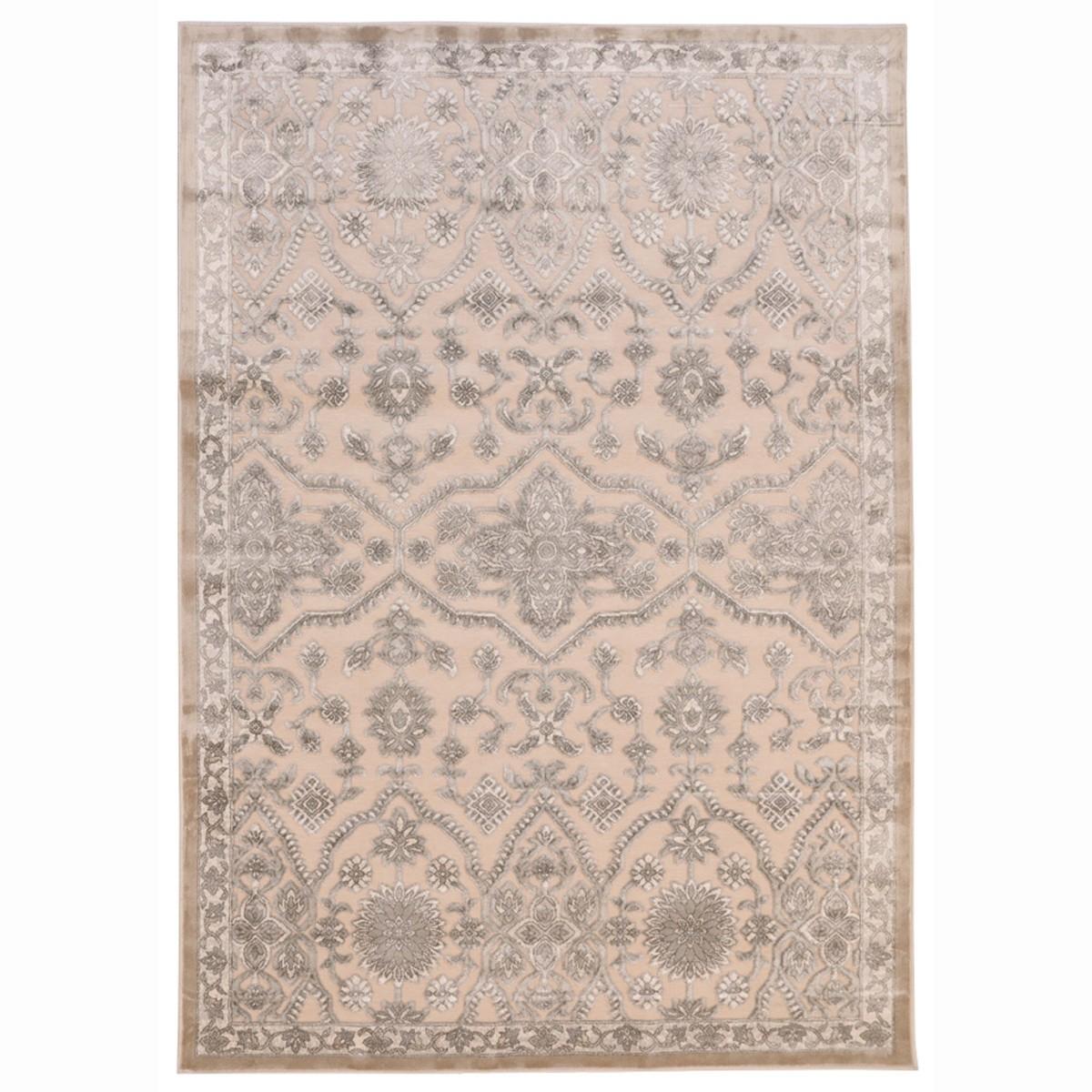 Καλοκαιρινό Χαλί (140x200) Royal Carpets Tiffany Ice 935 Ice Bei
