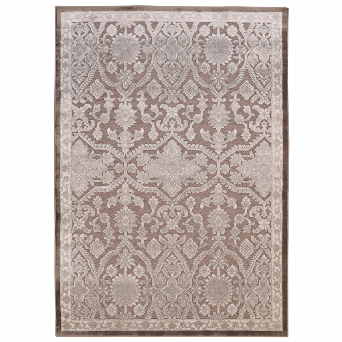 Καλοκαιρινό Χαλί (140x200) Royal Carpets Tiffany Ice 935 Vision