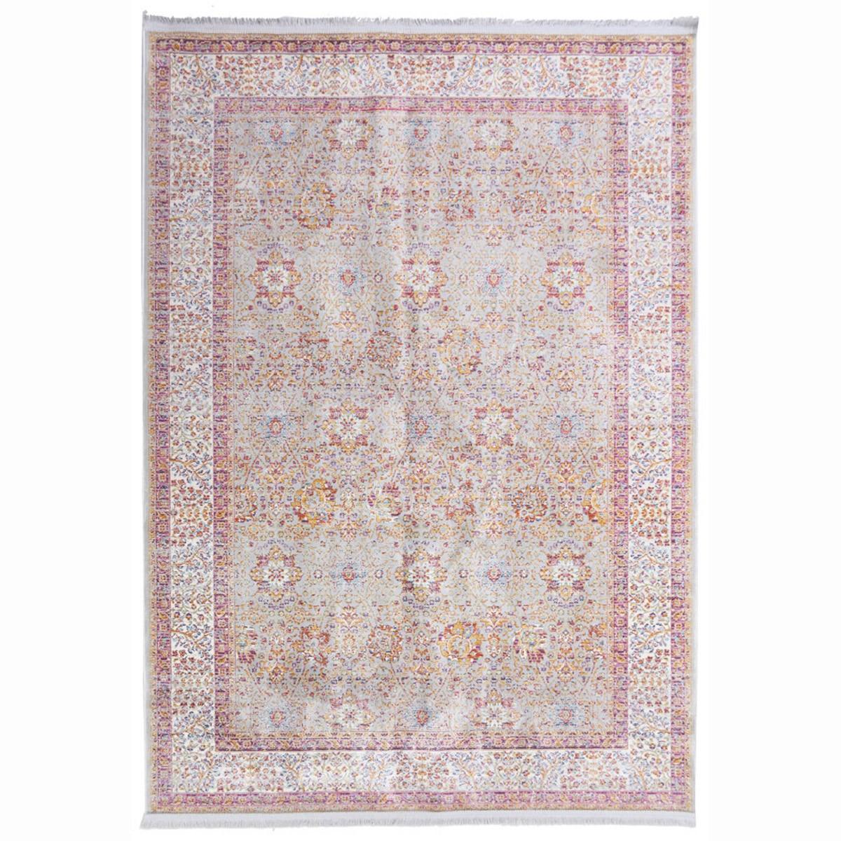 Καλοκαιρινό Χαλί (160x230) Royal Carpets Sevilla 5810 Silver S5