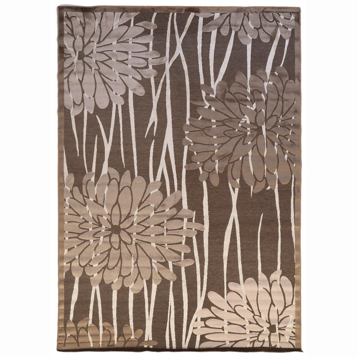 Χαλιά Κρεβατοκάμαρας (Σετ 3τμχ) Royal Carpets Soho Choco 1004 84