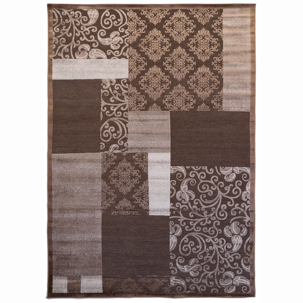 Καλοκαιρινό Χαλί (140×200) Royal Carpets Soho Choco 1335 84