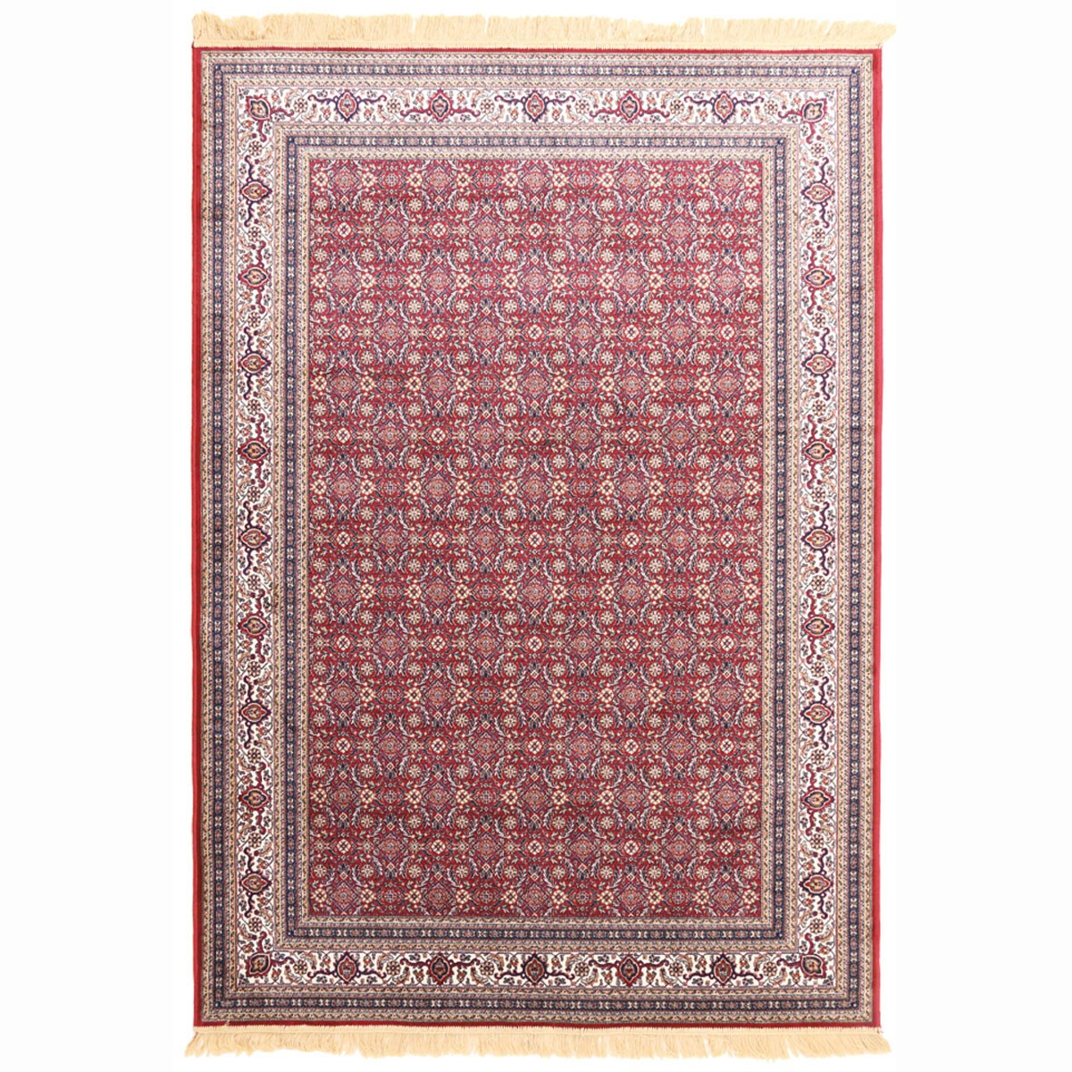 Καλοκαιρινό Χαλί (140x190) Royal Carpets Rubine 310 Red