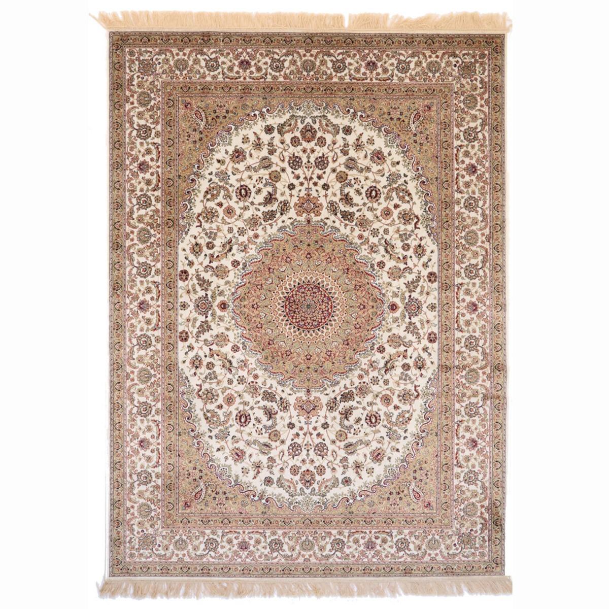 Χαλιά Κρεβατοκάμαρας (Σετ 3τμχ) Royal Carpets Rubine 396 Ivory