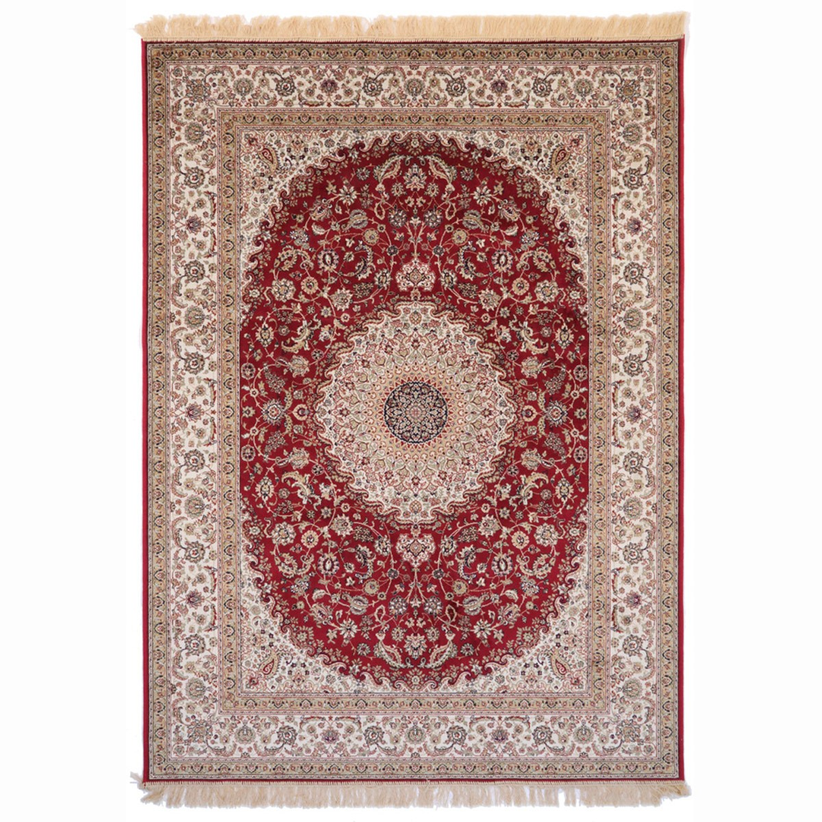 Καλοκαιρινό Χαλί (140×190) Royal Carpets Rubine 396 Red