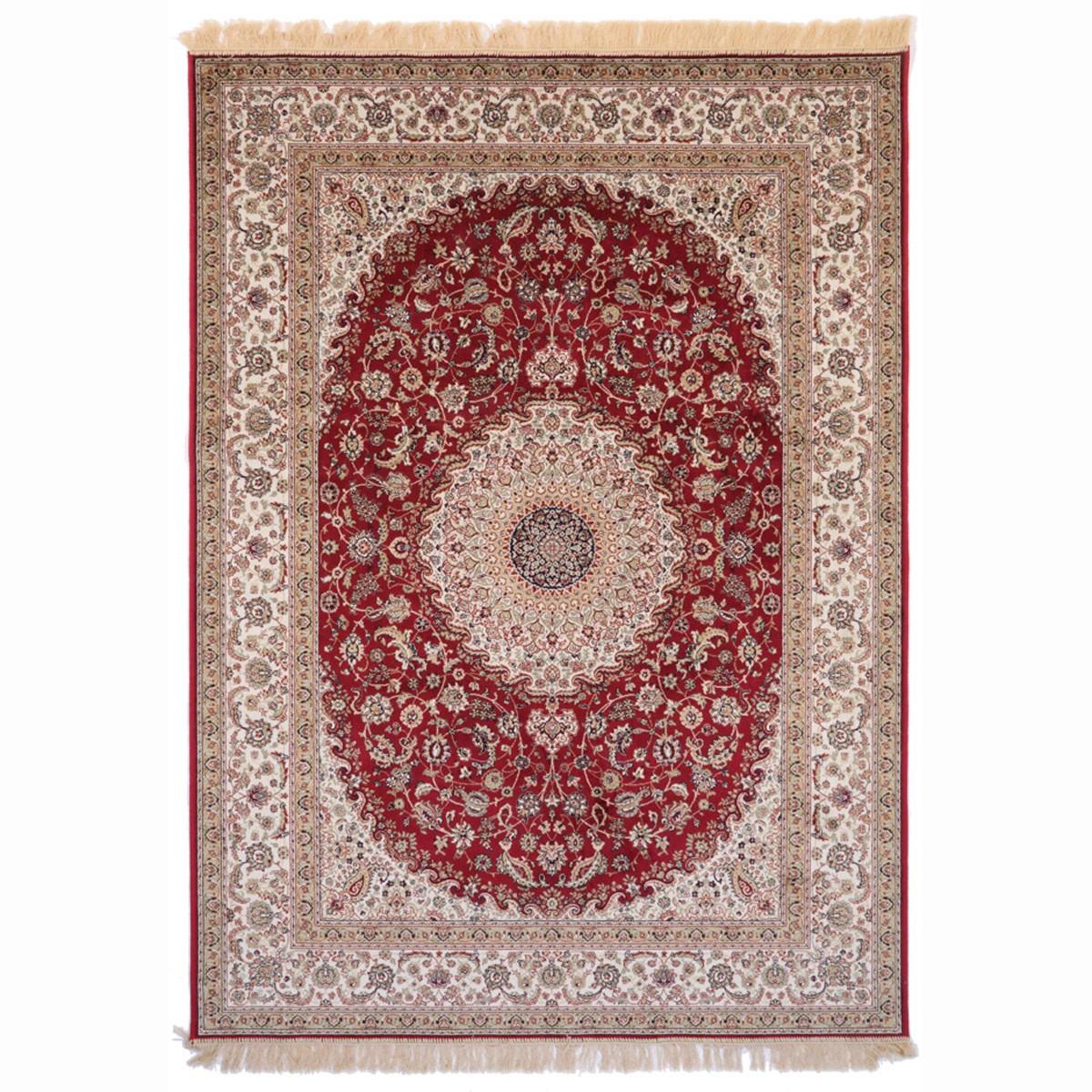Καλοκαιρινό Χαλί (160×230) Royal Carpets Rubine 396 Red