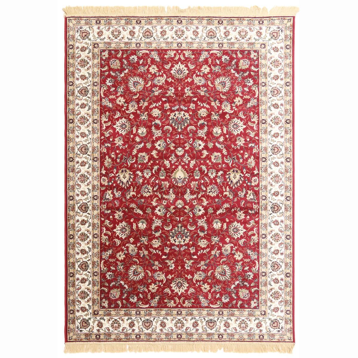 Καλοκαιρινό Χαλί (160x230) Royal Carpets Rubine 403 Red