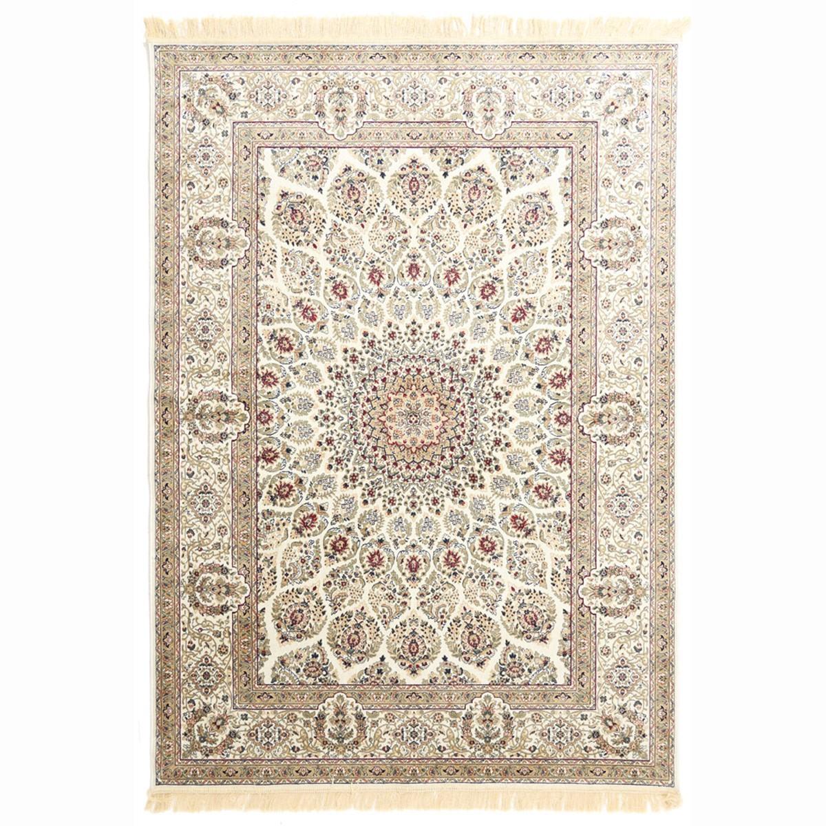 Καλοκαιρινό Χαλί (140x190) Royal Carpets Rubine 462 Ivory