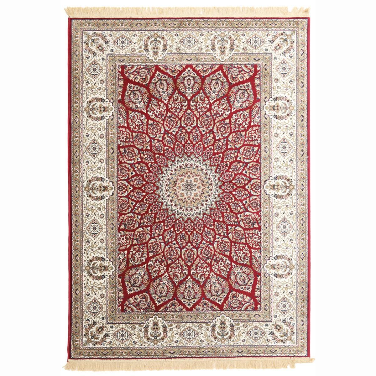 Καλοκαιρινό Χαλί (140×190) Royal Carpets Rubine 462 Red