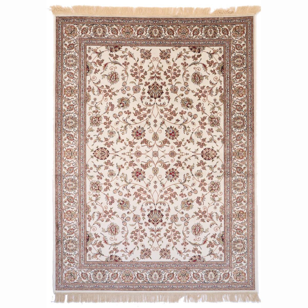 Καλοκαιρινό Χαλί (160×230) Royal Carpets Rubine 469 Ivory