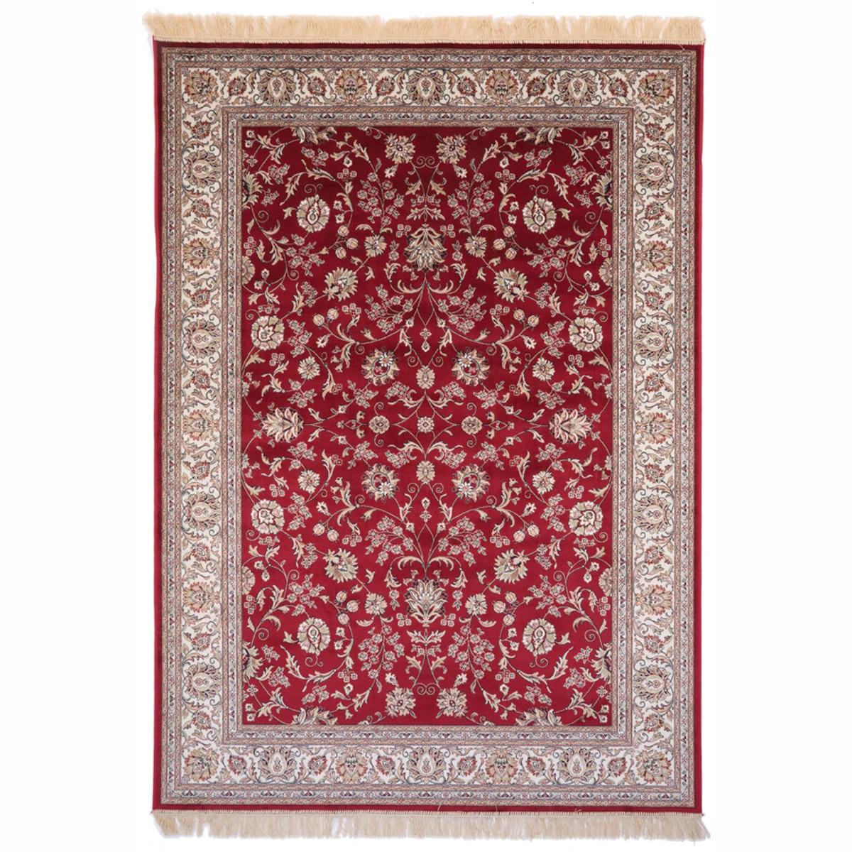 Καλοκαιρινό Χαλί (160x230) Royal Carpets Rubine 469 Red