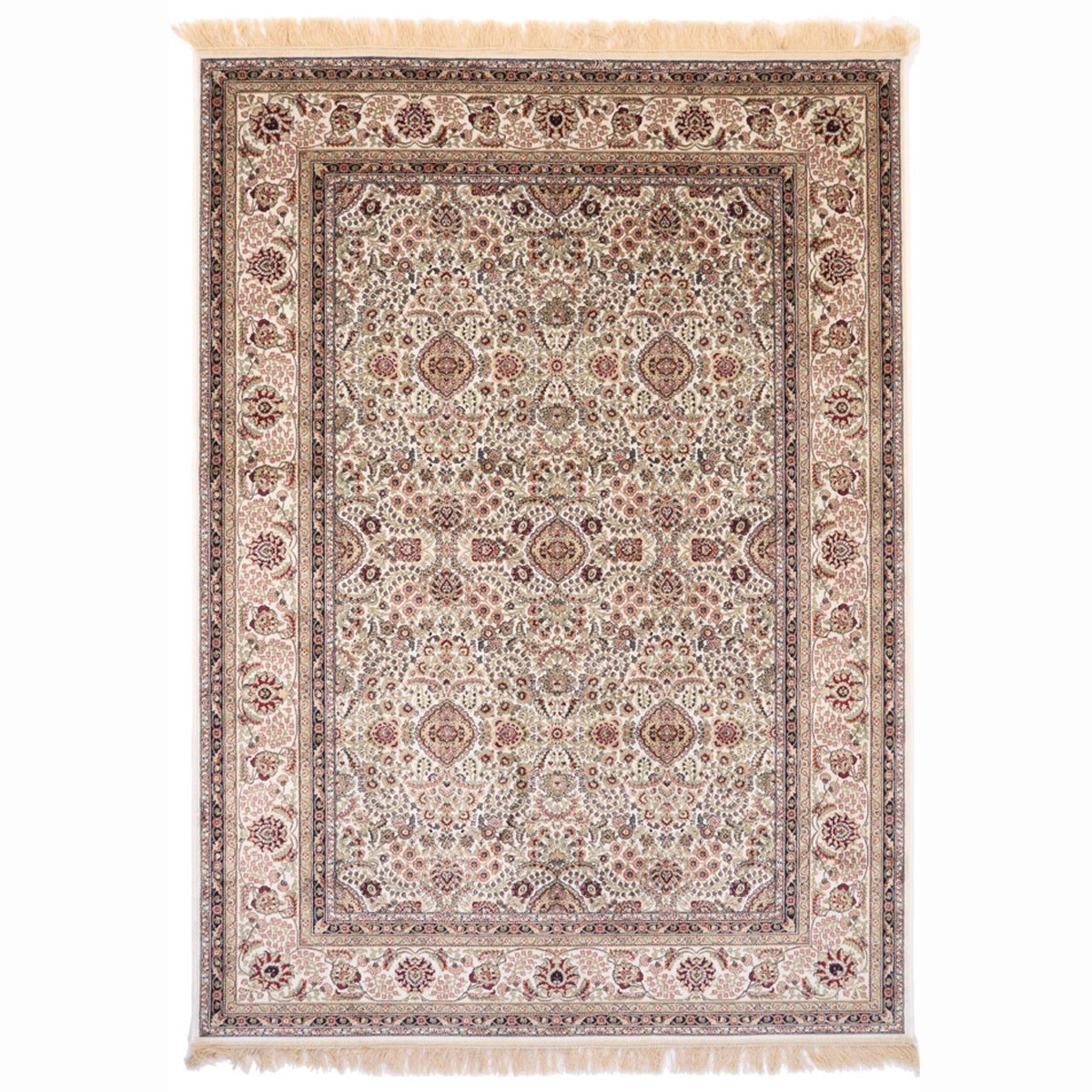Χαλιά Κρεβατοκάμαρας (Σετ 3τμχ) Royal Carpets Rubine 476 Ivory