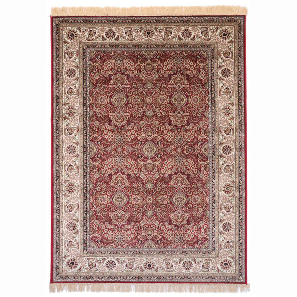 Χαλιά Κρεβατοκάμαρας (Σετ 3τμχ) Royal Carpets Rubine 476 Red