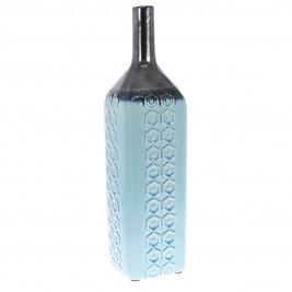 Διακοσμητικό Βάζο InArt Blue Lagoon 3-70-507-0226