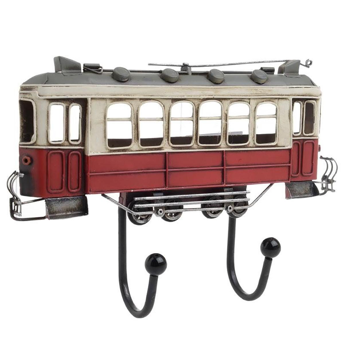 Κρεμάστρα Τοίχου InArt Tram 3-70-726-0215