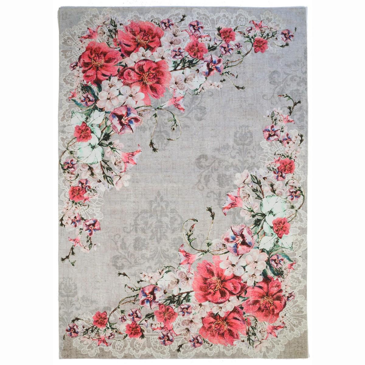 Καλοκαιρινό Χαλί (140x200) Royal Carpets Rose 820