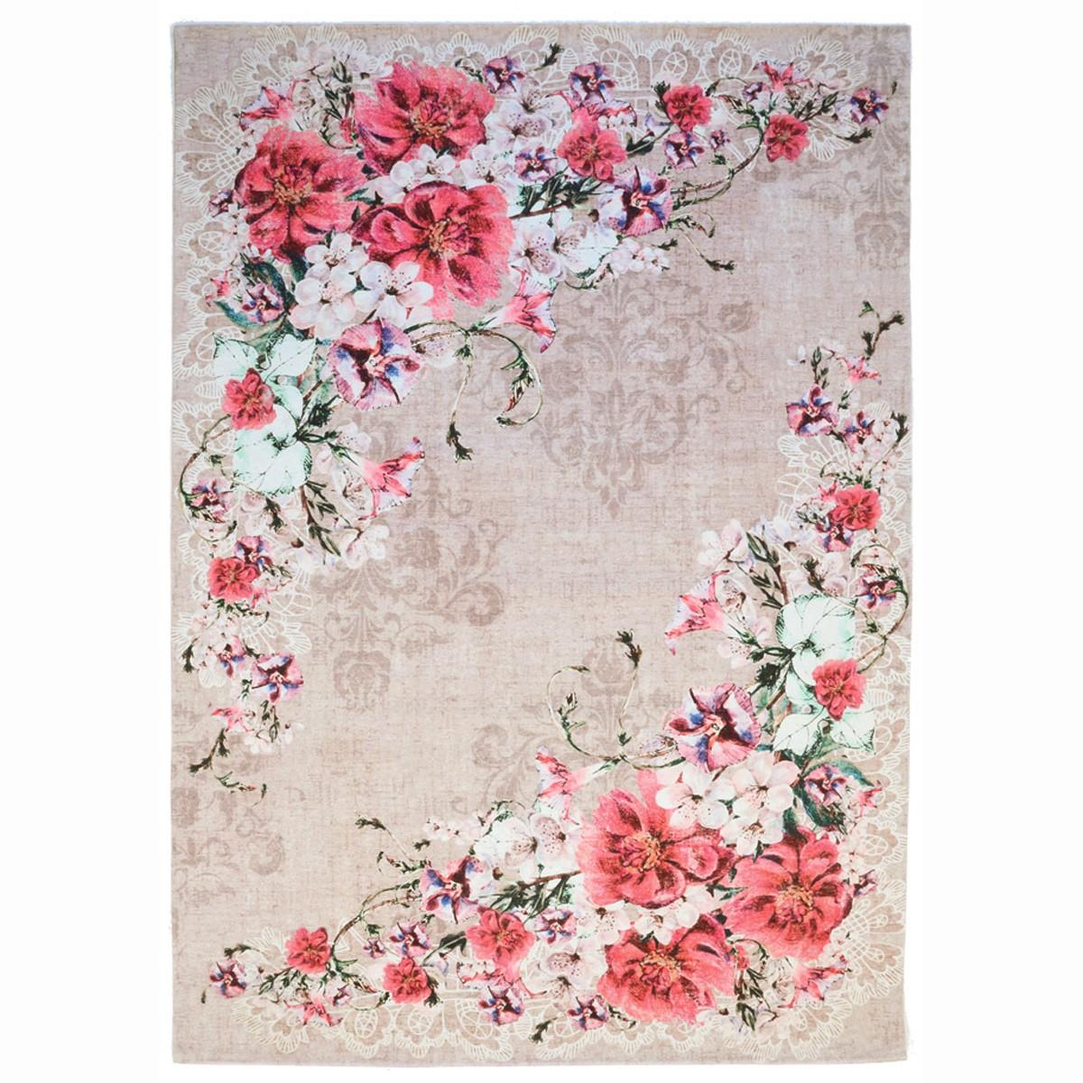 Καλοκαιρινό Χαλί (140x200) Royal Carpets Rose 820-1